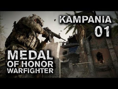 Medal of Honor: Warfighter (Kampania #1) Po cichu, ale z przykopem!