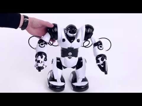 WowWee Робот гуманоид Робосапиен  W8081N