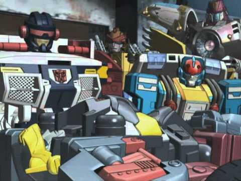 Transformers Cybertron Episode 13 - Hero