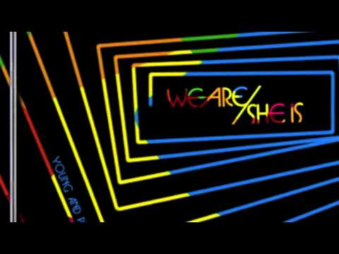 We Are/She Is - Barlights