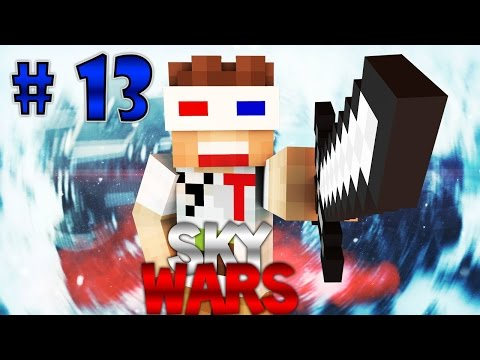 МЕНЯ ВЗЛОМАЛИ(  | Minecraft | SKYWARS #13 [litecloud] RP 150 Like ❤