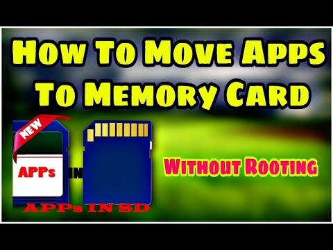 How To Move Apps To SD Card On Android Without Rooting In Hindi 2018