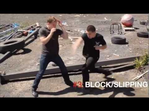 Best Street Fight Techniques Image 1