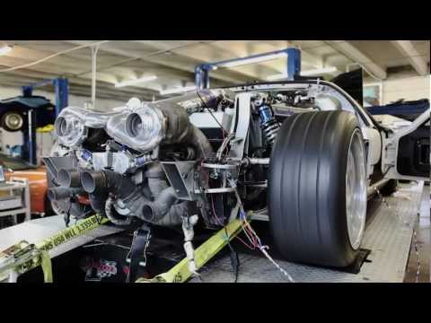New World's Fastest Car! Ford GT Bad v8 1700 Hp - 455.817 km/h ( Guinn