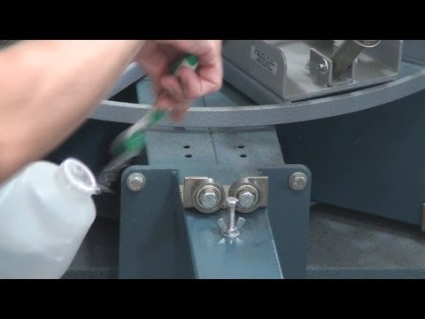 How To Screen Print: Cleaning Your Manual Textile Rotary Press