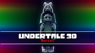 Undertale 3D: Asriel - Introduction [GAME]