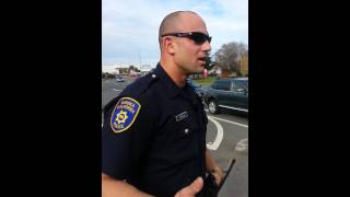 Cop tries to buy ammo from constitutionalist