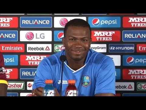 2015 WC WI vs UAE: WI can lift the WC, says Johnson