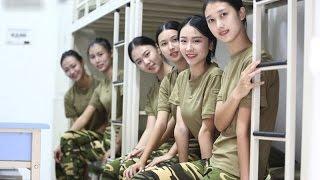 [ Sức mạnh quân sự ] Quân đội Trung Quốc tập diễu binh