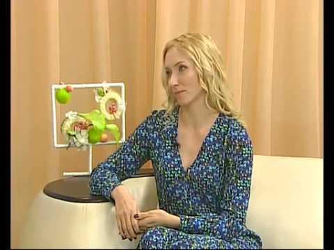 Lucia Lazebnaya on TV program CTC-channel 29.04.15