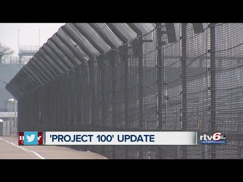 Indianapolis Motor Speedway makes several changes as part of Project 100