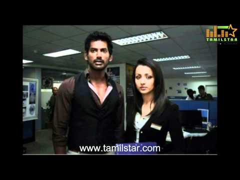 Vishal in Engeyum Eppothum Saravanan Movie