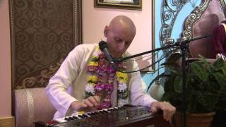 2012.10.29. Kirtan before SB ISKCON Riga Latvia
