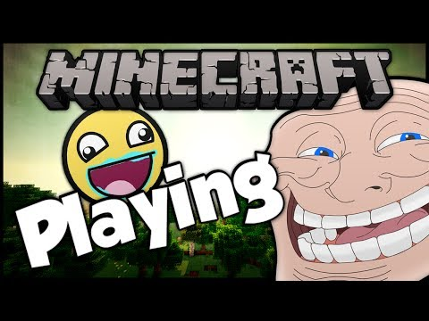 Minecraft: Trolling Little Kids | #1 (Gaining Trust/Playing Dumb)