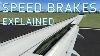 FSX How Spoilers and Speed Brakes Work | On-Going Series - Episode 39