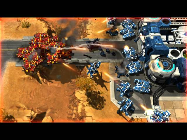 AirMech Arena Launch Trailer