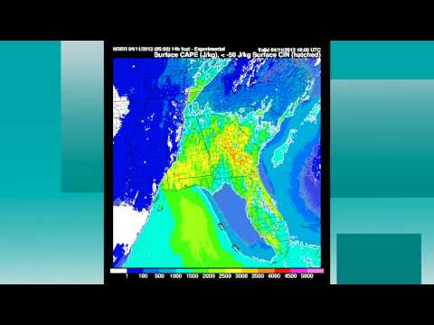 April 11 Weather Xtreme Video - Morning Edition