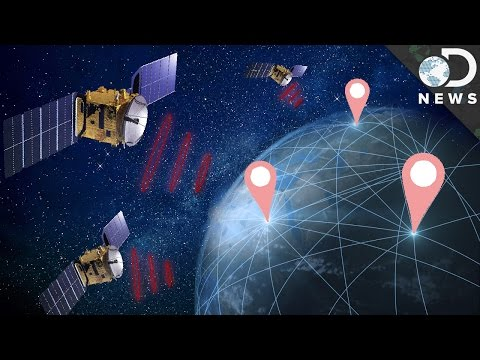 How Satellites Track Your Exact Location