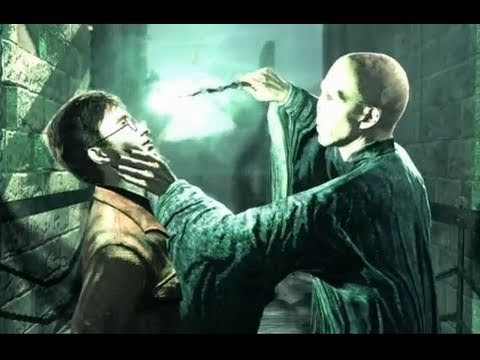 Official Harry Potter and the Deathly Hallows - Part 2 the Video game - X360 PS3 DS PC Wii