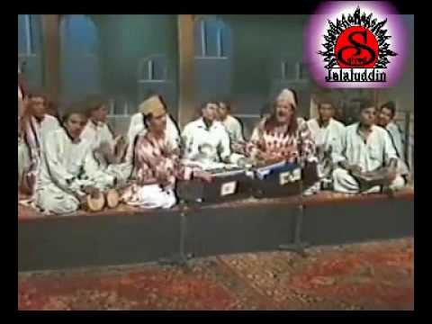 Ghulam Farid Sabri Qawwal - Ahmed E Mursal video