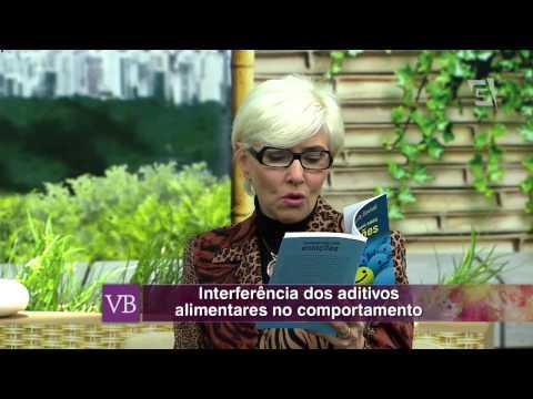 Você Bonita - Interferência dos Aditivos Alimentares no Comportamento (20/08/14)