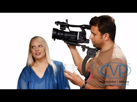 CVP Shoulder mount for handheld camcorders. From cvp.com