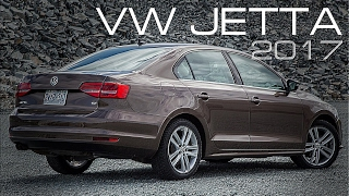 VW Jetta 2017 - Features review