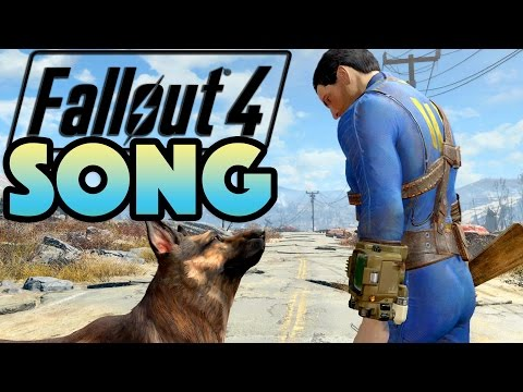 """Fallout 4 SONG """"Lucky Ones"""" (Fallout) - TryHardNinja feat Dan Bull"""