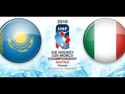 Казахстан U20   Италия U20