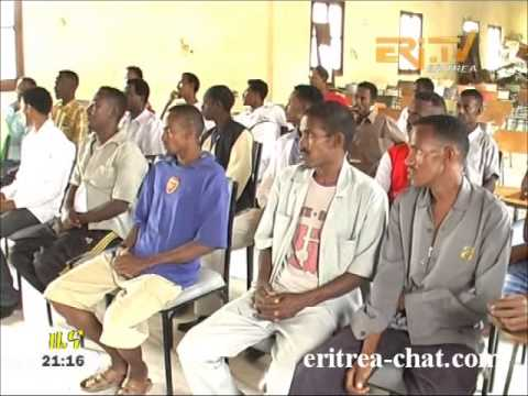 Eritrean TV - News - Solar Energy for Water Pump in Southern Red Sea - Region - HQ