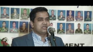 Mushfiqul Fazal Ansarey  Pilkhana Massacre  25 Feb 2016