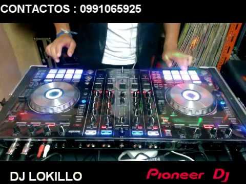 PIONEER DDJ SX2 MINI MUESTRA DJ LOKILLO
