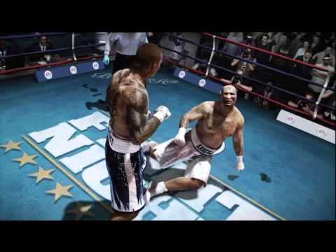 Fight Night Champion Bare Knuckles Knockdowns And Ko Montage Part 1