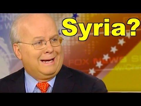LiberalViewer Sunday Clip Round-Up 22: Syria edition- Karl Rove, Rand Paul & MORE!