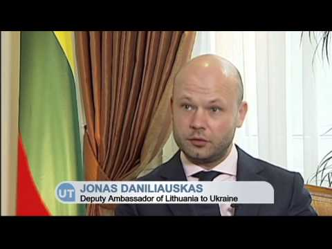 Exclusive Interview: Lithuania backs Ukraine's transition and warns against Russian security threat