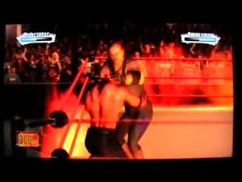 Undertaker vs. Boogeyman PS3 Smackdown vs. Raw 09