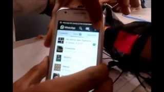 Negro Tutoriales- Como Crear Un Grupo En Whatsapp