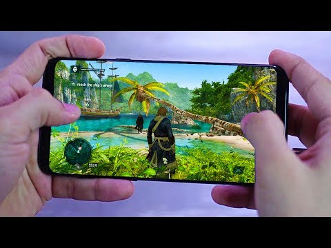 TOP 10 || The Best New  INSANE HIGH GRAPHICS  Games For Android/iOS in 2017 || Gamerzed Tv