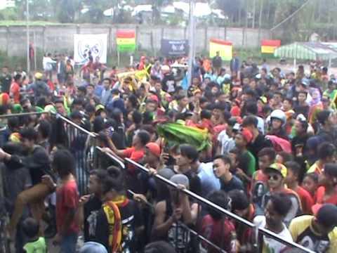 GODONG IJO (Java Reggae Beat) - KAWAN  @ Aniv K.R.G Bumi Jawa Tegal