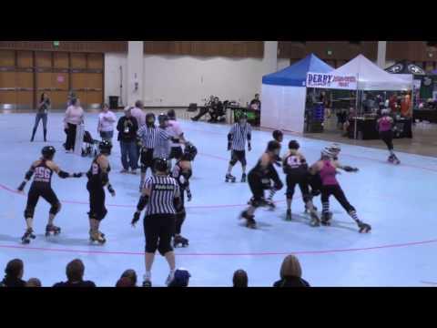 Big O: Arizona Roller Derby vs Sin City 5/17/13