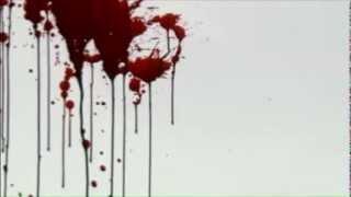 Effet giclant de sang