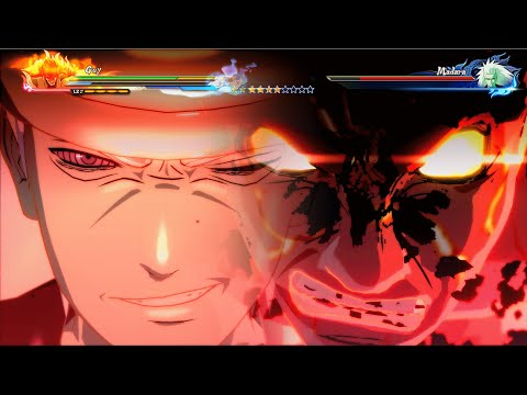 Gai vs Madara | Night Guy w/ Anime OST |  Naruto Storm 4
