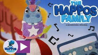 Kids Music - Songs for Children - compilation of the Finger Puppets Show  I The Happos Family