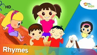 Mary Had A Little Lamb (HD) | Plus More Nursery Rhymes Collection | Shemaroo Kids
