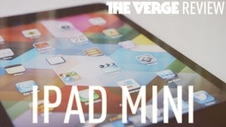 iPad mini hands-on review