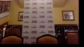 Atlantic City Boxing Hall of Fame Gala