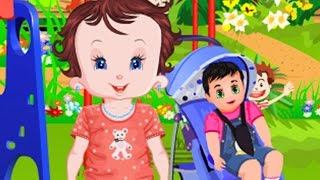 Baby Lisi Game Movie - Baby Lisi Family Party - Dora the Explorer
