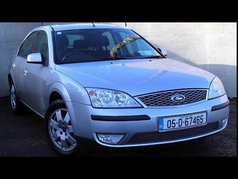 Ford Mondeo 2000 - 2007 review   CarsIreland.ie