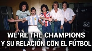 La Verdadera Historia Detrás De 34 We 39 Re The Champions 34 De Queen