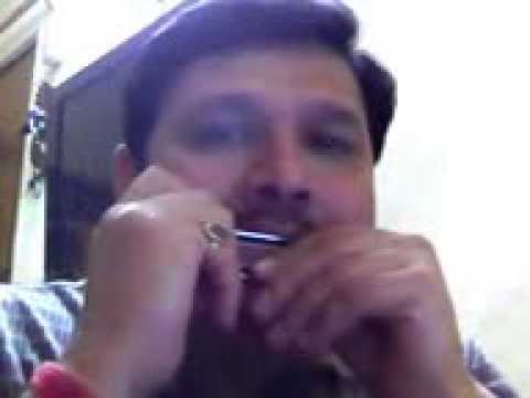 Mere Sapno Ki Rani Kab Ayegi Tu- Aradhana -harmonica (mouth Organ) Mp~1 video